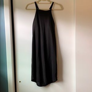 Patagonia dress with draping back and built in bra